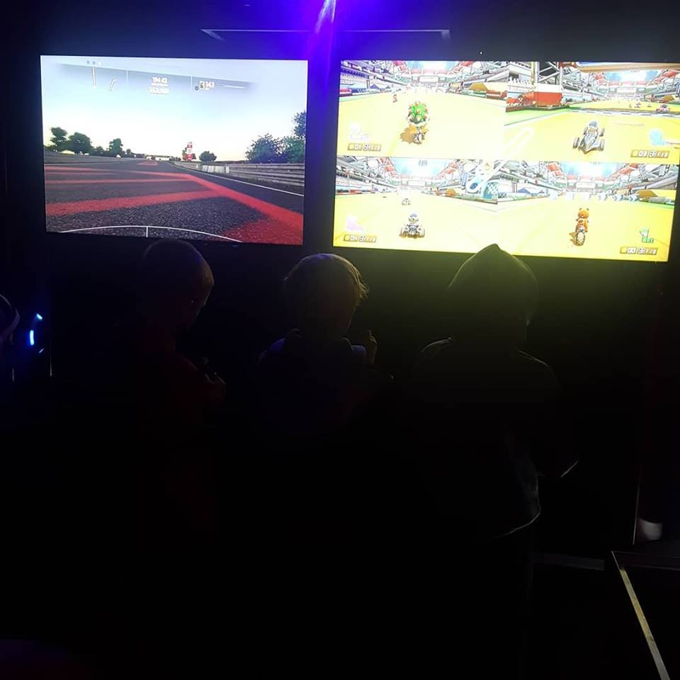Topeka Kansas Video Game Party Gallery